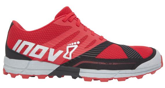 inov-8 Terraclaw 250 Miehet juoksukengät , punainen